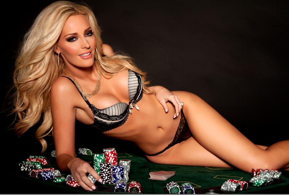 Naked women poker sites