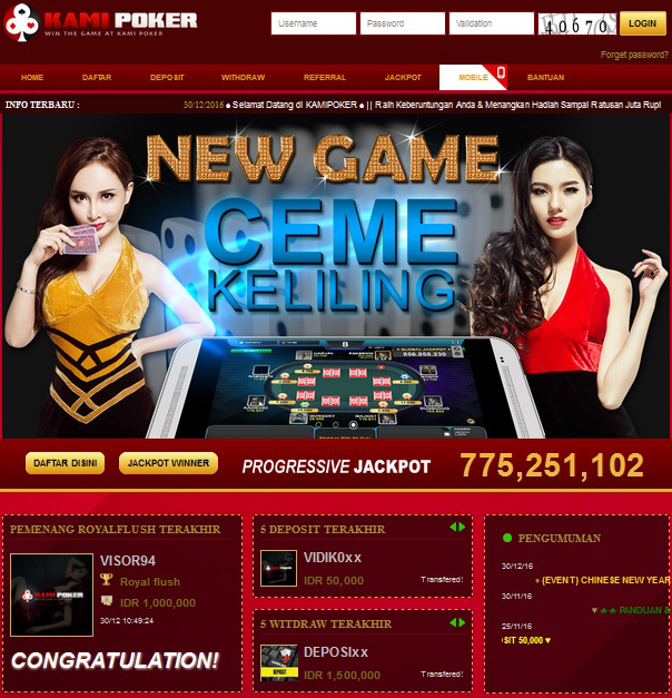 Kamipoker Bandar Judi Ceme Dan Agen Live Poker Online Terpercaya