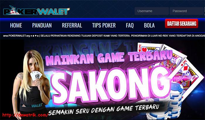 Kelebihan Situs Pokerwalet Poker Dan Bandar Domino Qiu-Qiu Online Terbaik