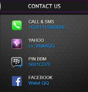 WaletQQ Agen Poker Terpercaya Serta BandarQQ OnlineWaletQQ Agen Poker Terpercaya Serta BandarQQ Online